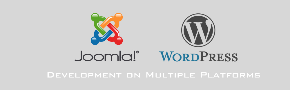 Joomla and WordPress Development